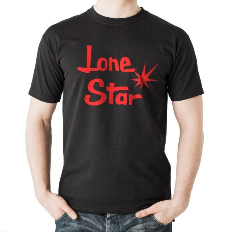 Camiseta Lone Star
