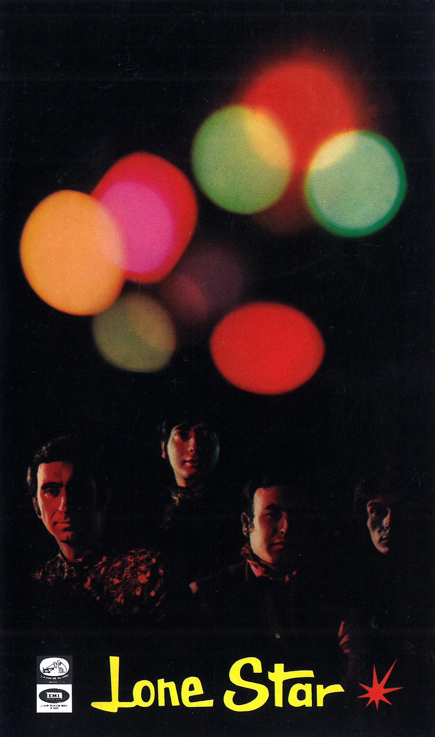 postal promocional 1969